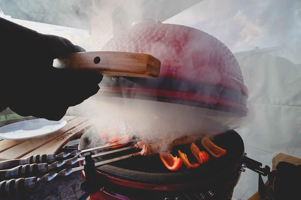 Kako odabrati najbolji roštilj - plinski roštilj vs. roštilj na ugljen vs. električni roštilj 1