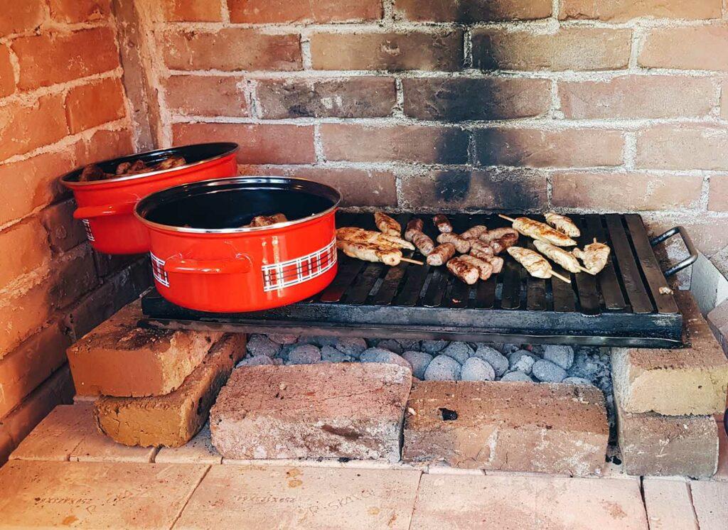 Zidani roštilj