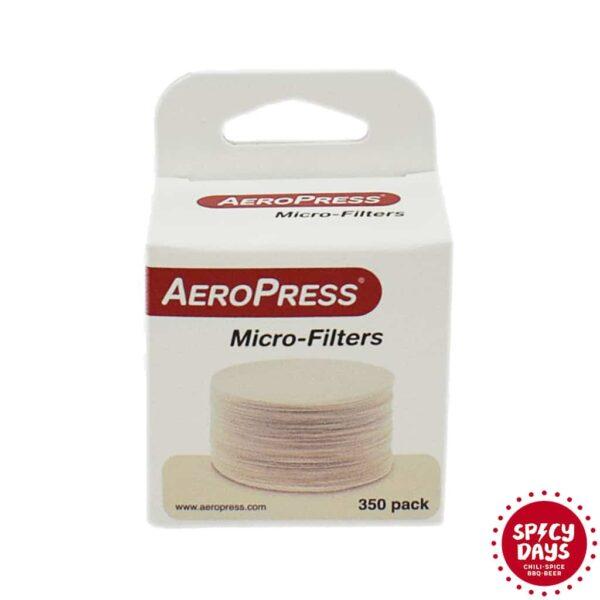 Aeropress papirnati filteri