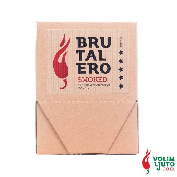 Brutalero Smoked ljuti umak 5ml x 100kom 3