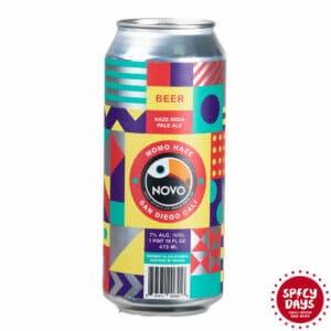 Novo Brazil Brewing - Momo Haze 0,473l