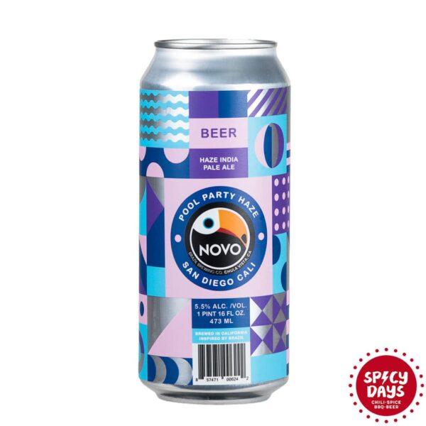 Novo Brazil Brewing - Pool Party Haze 0,473l