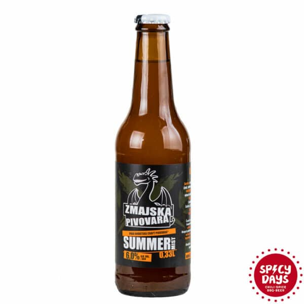Zmajska pivovara Summer Mist 0,33l