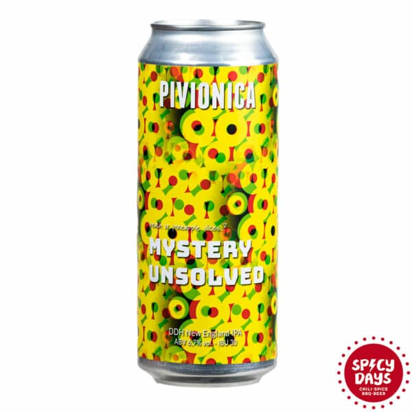 Pivionica Mystery Unsolved NEIPA 0,50l