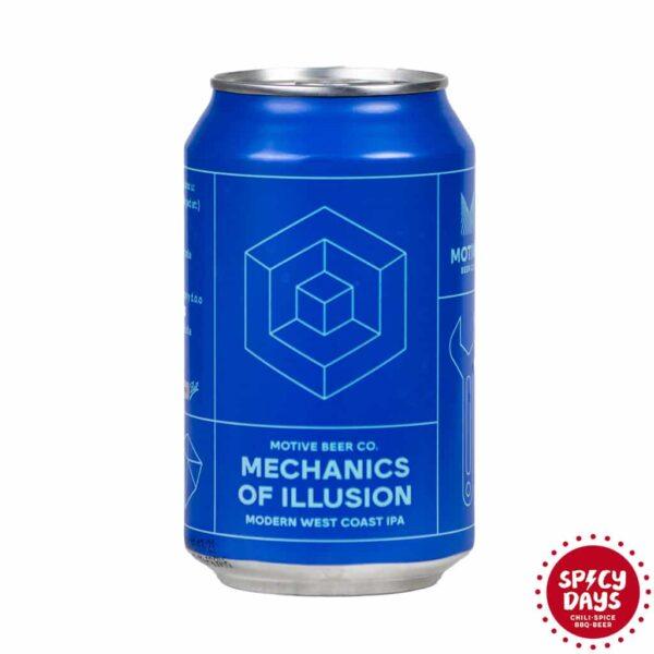 Motive Beer Co. - Mechanics of Illusion 0,33l