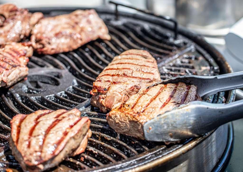 Ključne temperature pečenja na roštilju 6