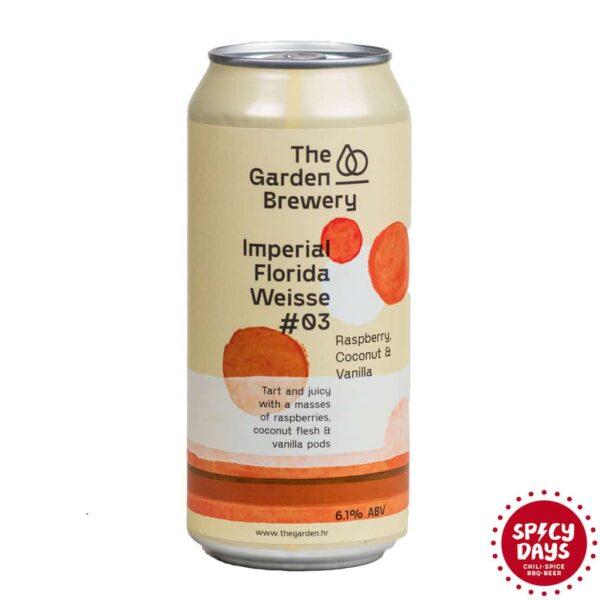 Garden Brewery Imperial Florida Weisse #03 0,44l