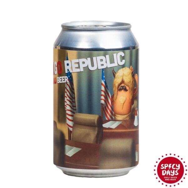 Lobik Mango Republic 0,33l