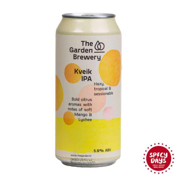 Garden Brewery Kveik IPA 0,44l
