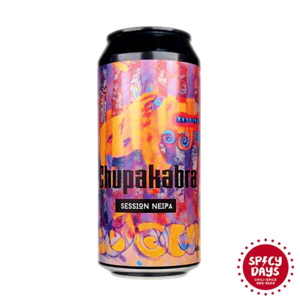 Reservoir Dogs / Garden Brewery - Chupakabra 0,44l