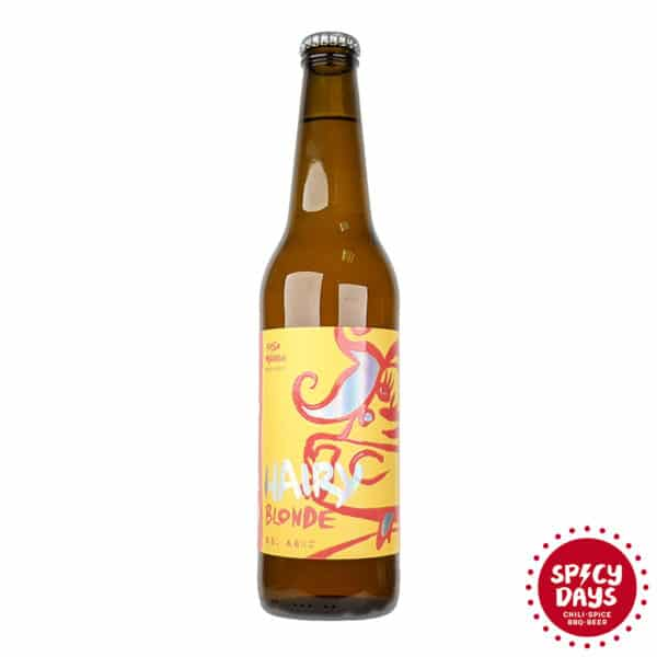 Saso Mange Hairy Blonde 0,50l