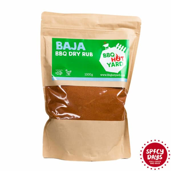 Baja BBQ Dry rub mješavina začina za roštilj 1kg