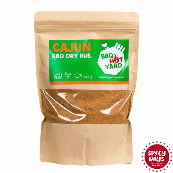 Cajun BBQ Dry rub mješavina začina za roštilj 1kg