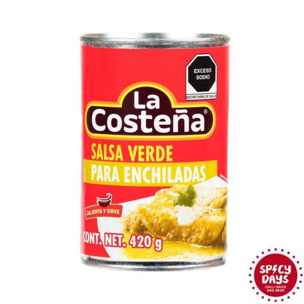 La Costena - Salsa Enchiladas Verde 420g