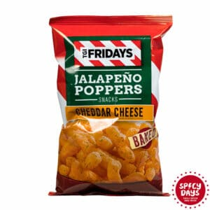 TGI Fridays Jalapeno Poppers Cheddar Cheese 99,2g