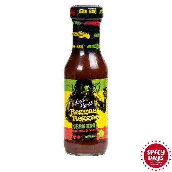 Levi Roots Reggae Reggae Jerk BBQ marinada i umak 290g