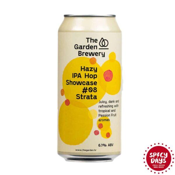 Garden Brewery Hazy IPA Hop Showcase #08: Strata 0,44l