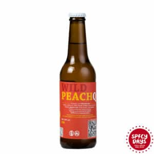 Mlinarica Wild PeachQ 0,33l
