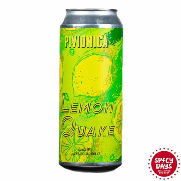 Pivionica Lemon Quake 0,50l