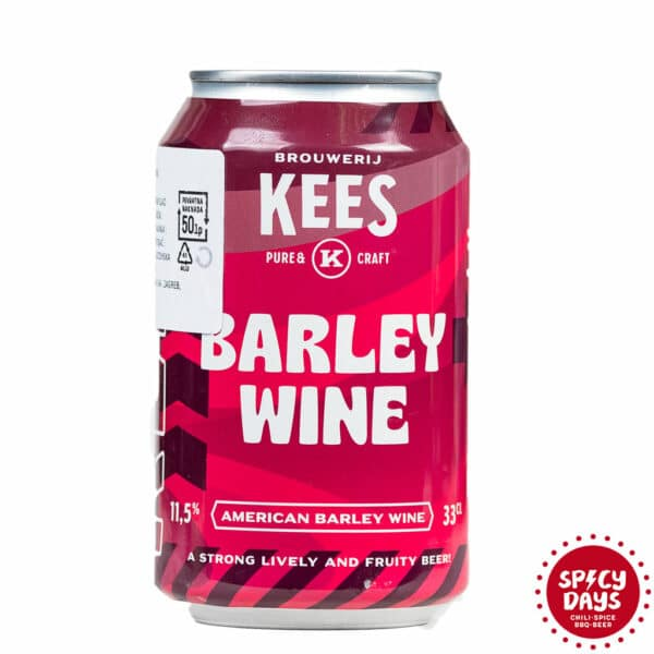 Kees Barley wine 0,33l