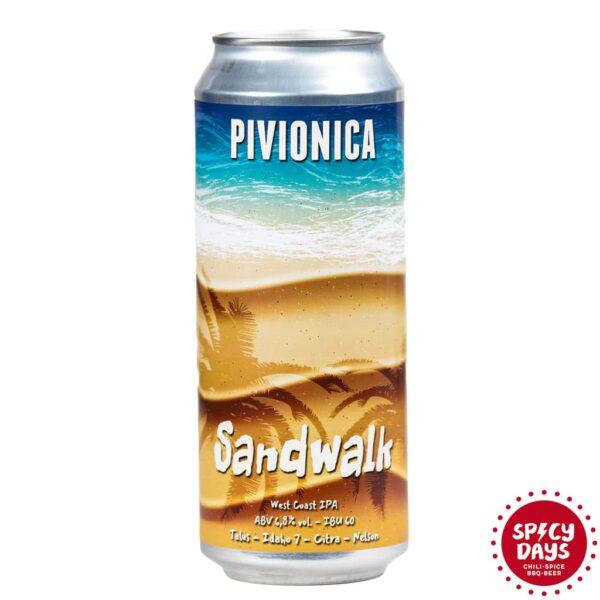 Pivionica Sandwalk IPA 0,50l