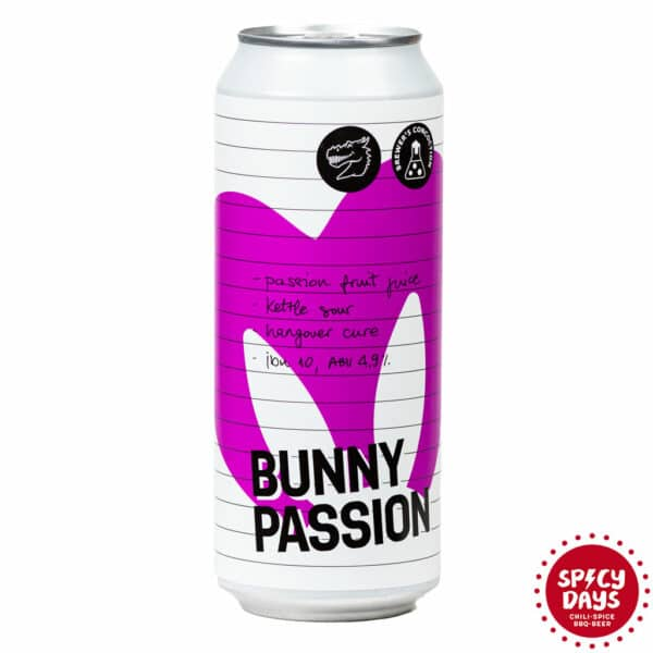 Zmajska pivovara Bunny Passion 0,50l