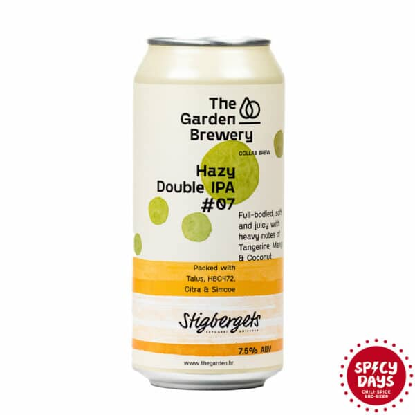 Garden Brewery Hazy DIPA #07 0,44l