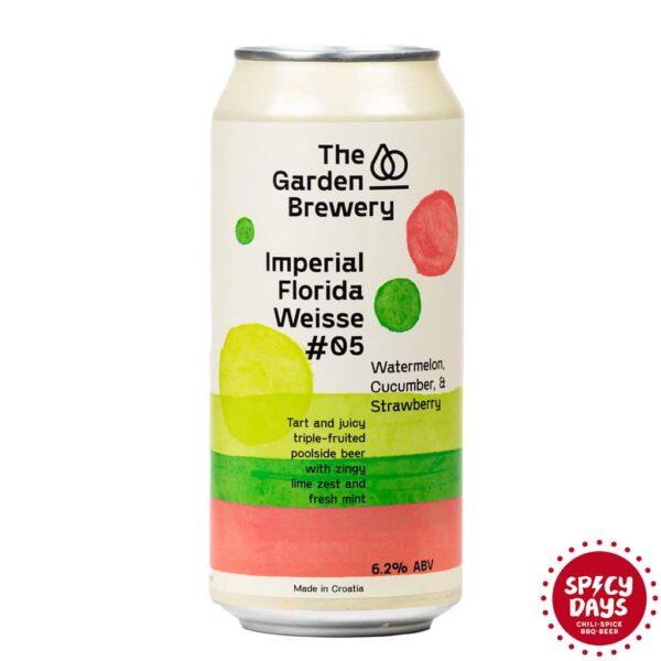 Garden Brewery Imperial Florida Weisse #05 0,44l