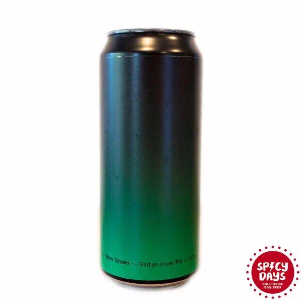 Crak New Green GF IPA 0,40l